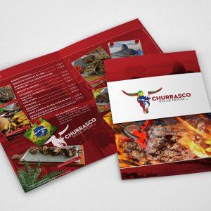 Churrasco - Carte des menus