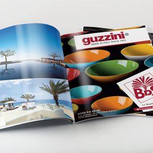 Magazine Maison Créole n°139 - Publicité Guzzini